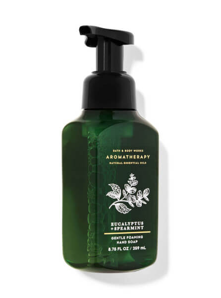 Schaumseife - Aromatherapy - Eucalyptus & Spearmint - 259ml