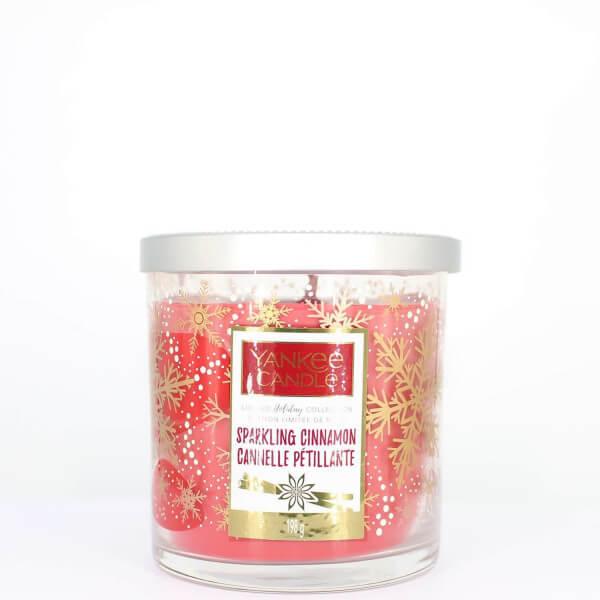 Sparkling Cinnamon 198g von Yankee Candle