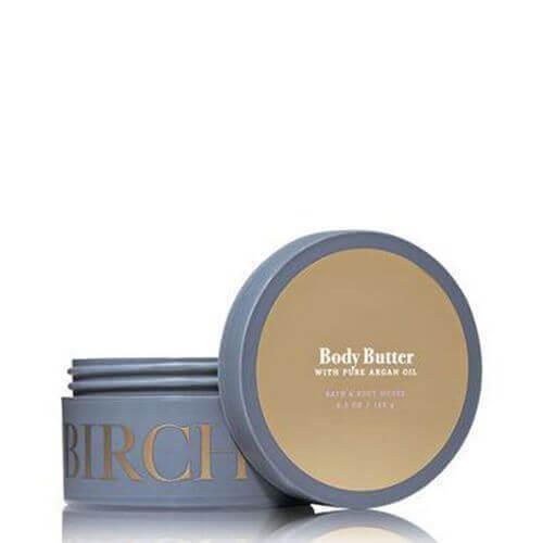 Bath & Body Works - Birch & Argan Body Butter
