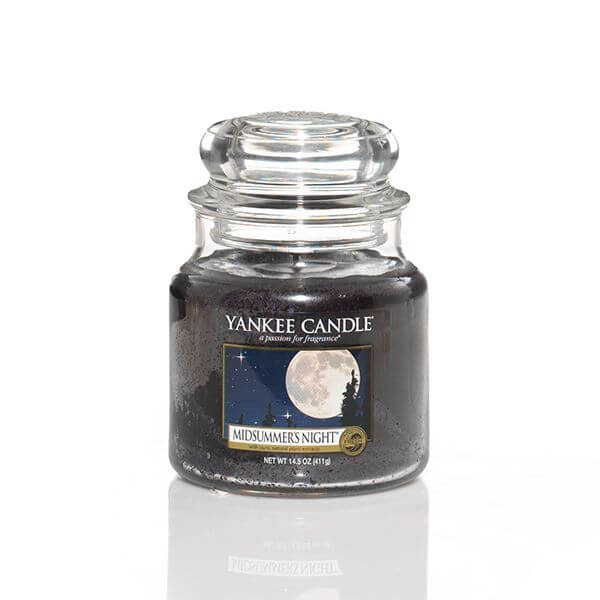 midsummers night 104g von yankee candle online bestellen candle dream. Black Bedroom Furniture Sets. Home Design Ideas