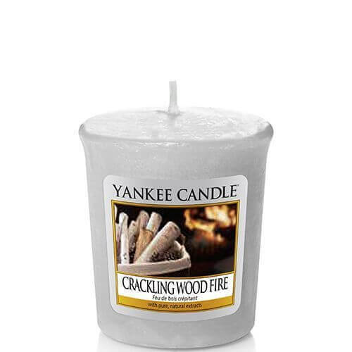 Crackling Wood Fire 49g - Yankee Candle