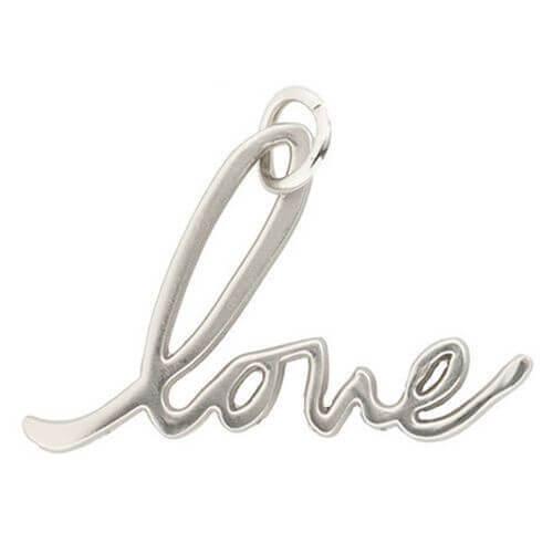 Yankee Candle Motiv-Anhänger - Love