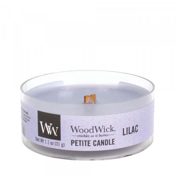 Lilac Petite Candle 31g von Woodwick