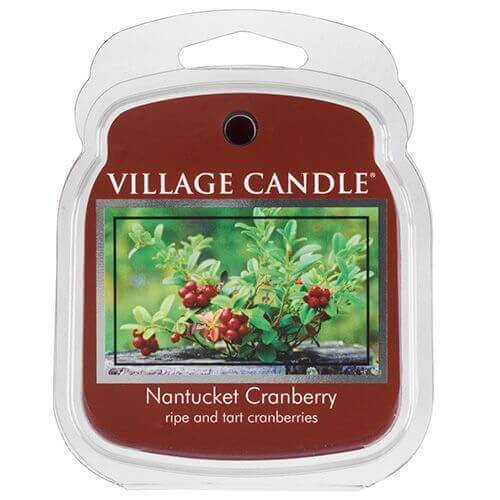 Village Candle Nantucket Cranberry 62g