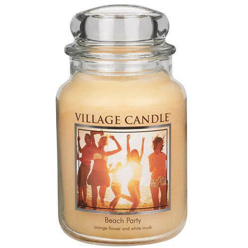 Village Candle Beach Party 645g