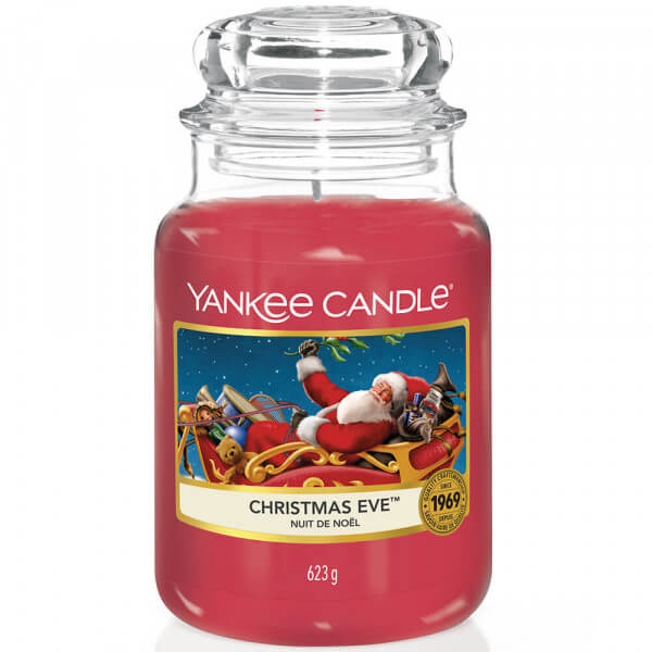 Christmas Eve 623g von Yankee Candle