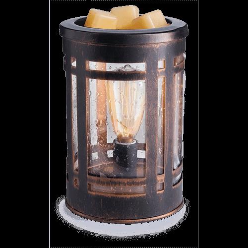 Glass Mason Jar Edison Bulb Duftlampe