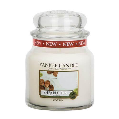 Yankee Candle Shea Butter 411g