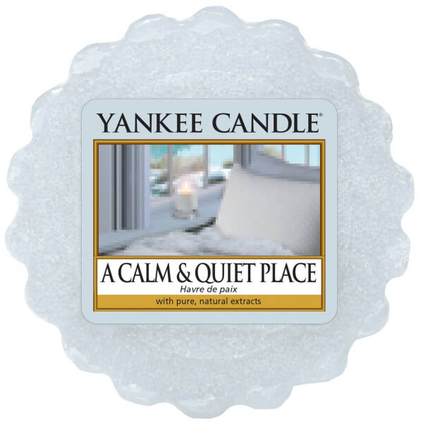 A Calm & Quiet Place 22g - Yankee Candle