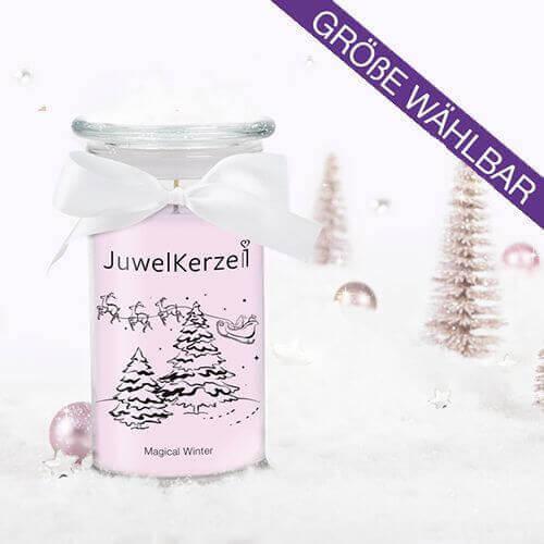 Magical Winter Ring - 380g von JuwelKerze