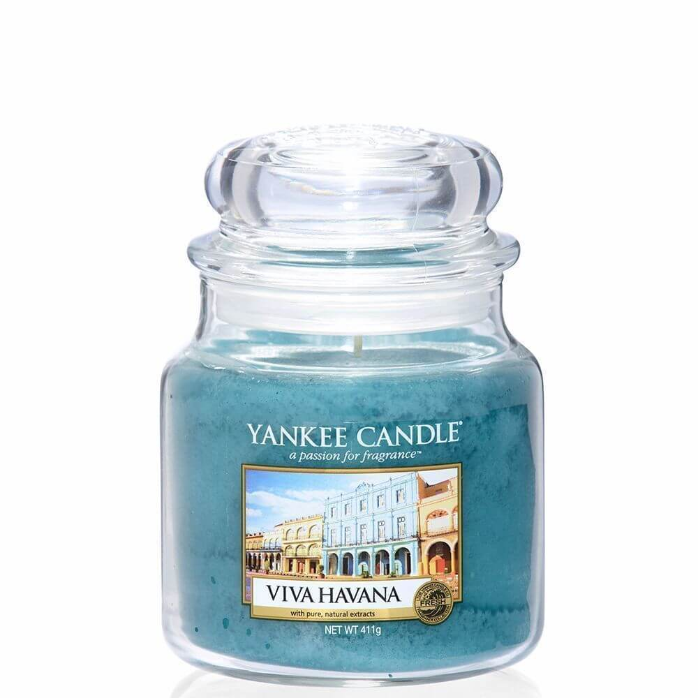viva havana 411g von yankee candle online bestellen candle dream. Black Bedroom Furniture Sets. Home Design Ideas