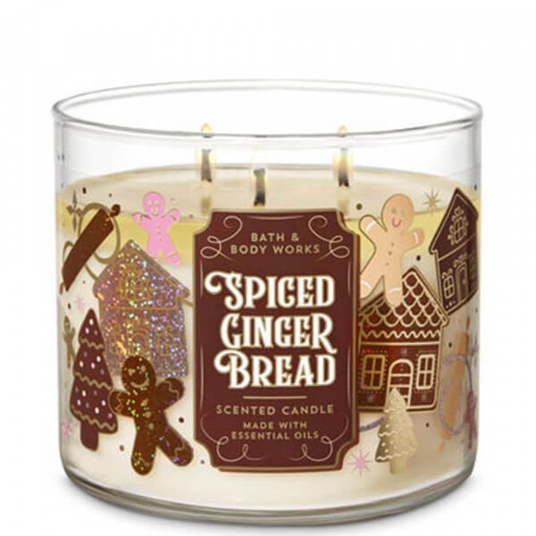 Spiced Gingerbread 411g von Bath and Body Works