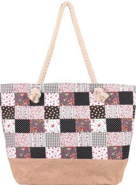 Shopping-Tasche 020 Patchwork