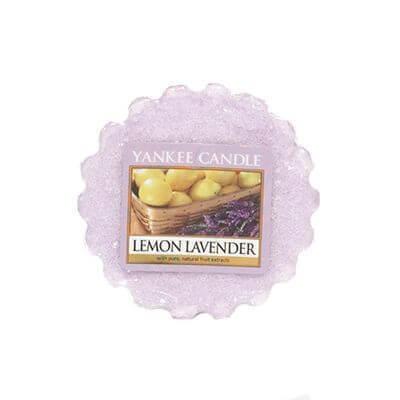 Yankee Candle Duft-Tart Lemon Lavender