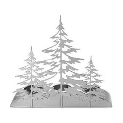 Snowy Gatherings - Multi-Teelichthalter