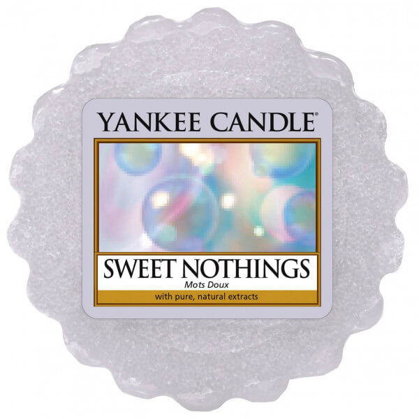 Sweet Nothings 22g - Yankee Candle