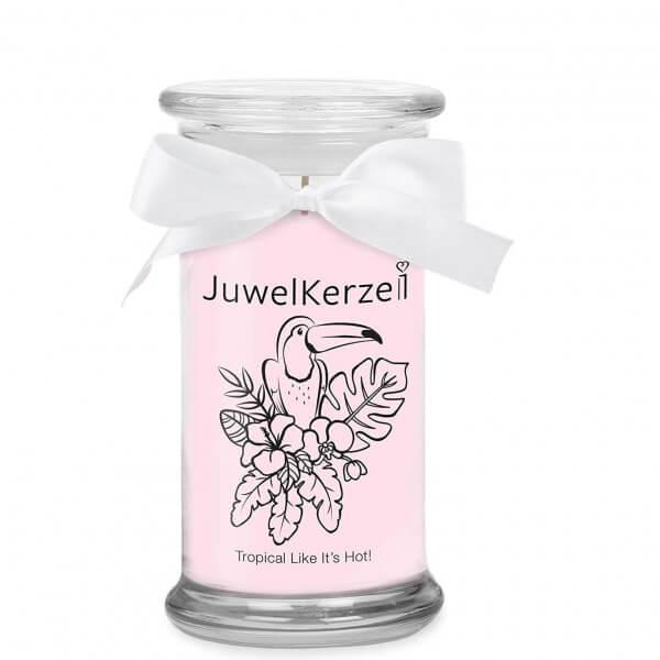 Tropical Like It`s Hot (Armband) 380g von Juwel Kerze