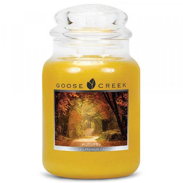 Autumn 680g von Goose Creek Candle