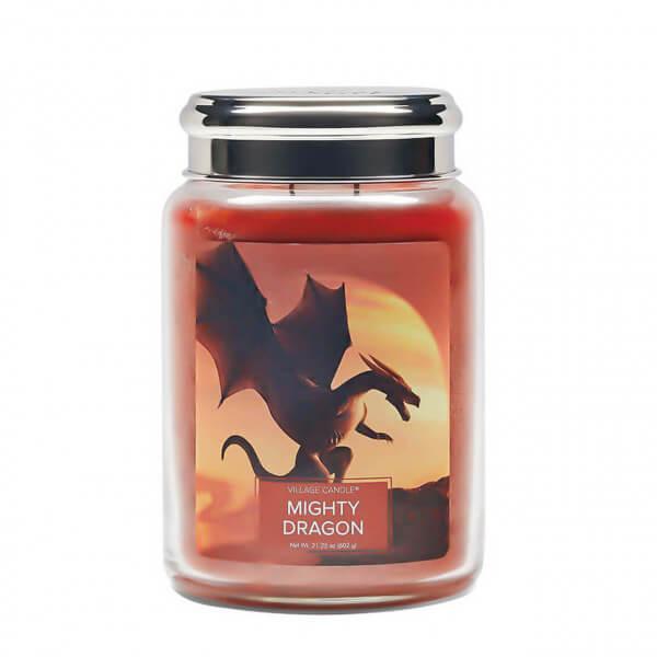 Mighty Dragon (Fantasy Jar) 602g (Chrome)