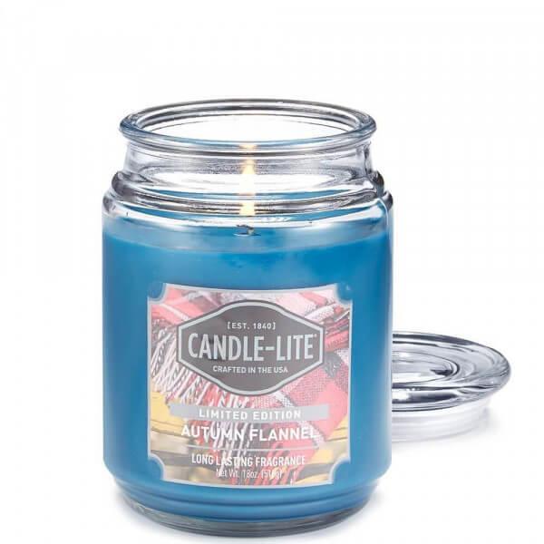 Autumn Flannel 510g von Candle-Lite