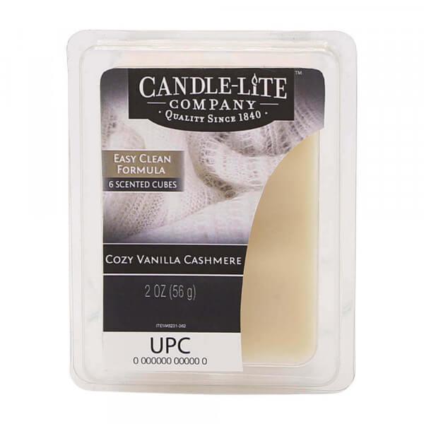 Cozy Vanilla Cashmere 56g von Candle-Lite
