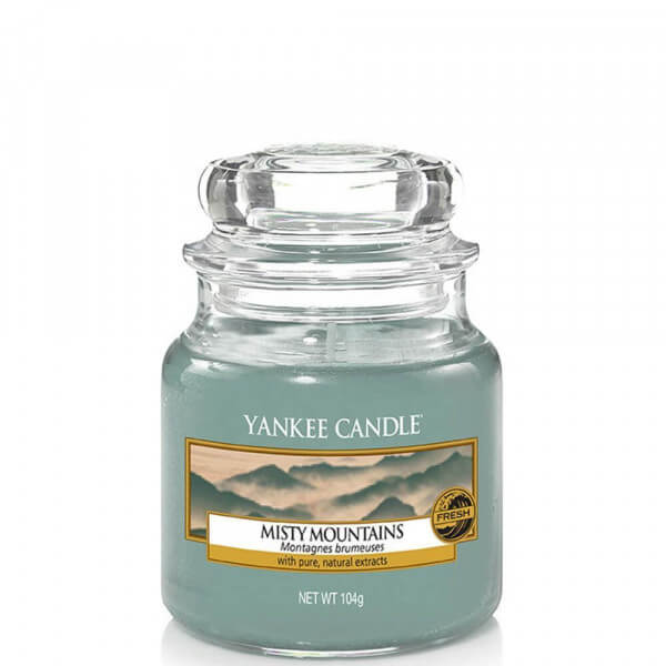 Misty Mountains 104g - Yankee Candle
