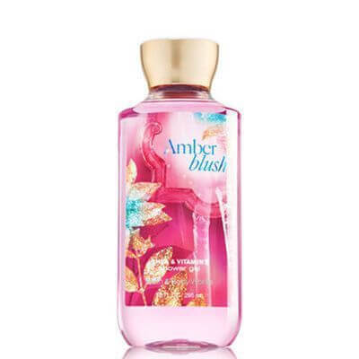 Bath & Body Works - Amber Blush Duschgel 295ml
