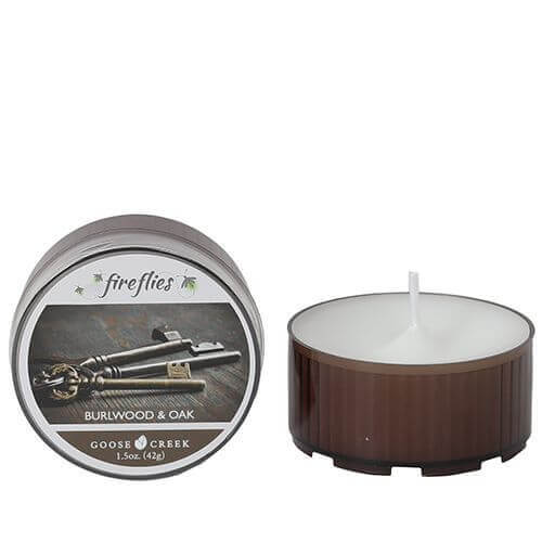 Goose Creek Candle Burlwood & Oak 42g