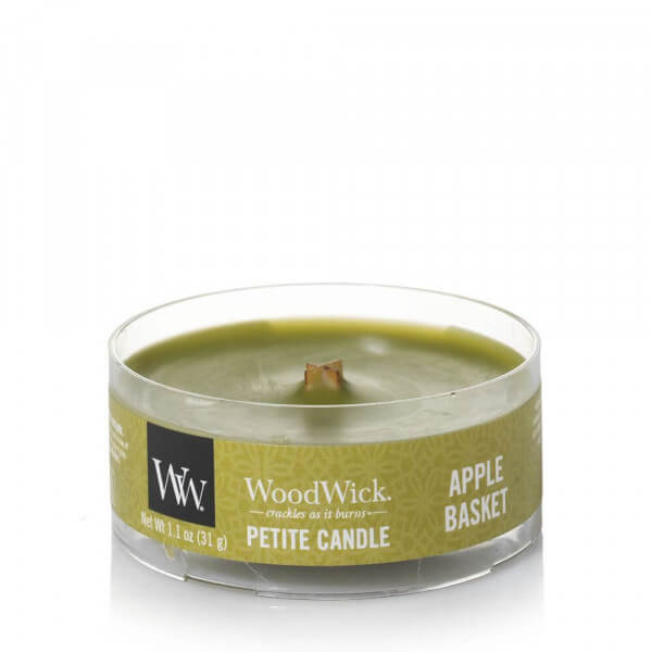 Apple Basket Petite Candle 31g von Woodwick