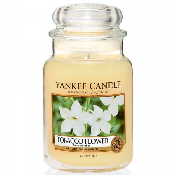 Yankee Candle Tobacco Flower 623g