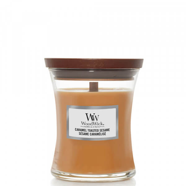 Caramel Toasted Sesame 275g von Woodwick