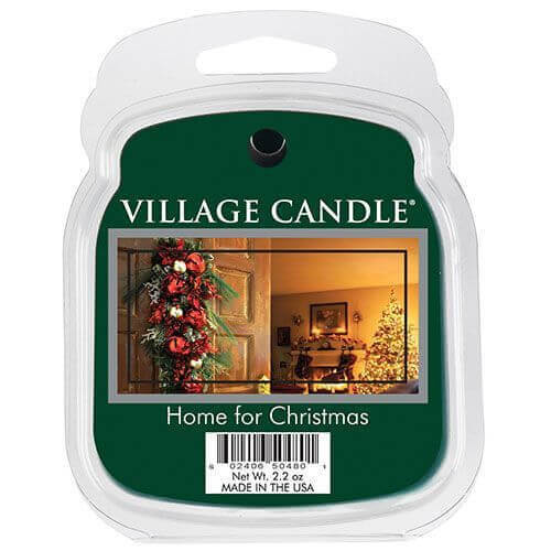 Village Candle Home for Christmas 62g