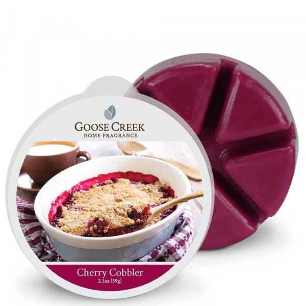 Goose Creek Candle Cherry Cobbler 59g