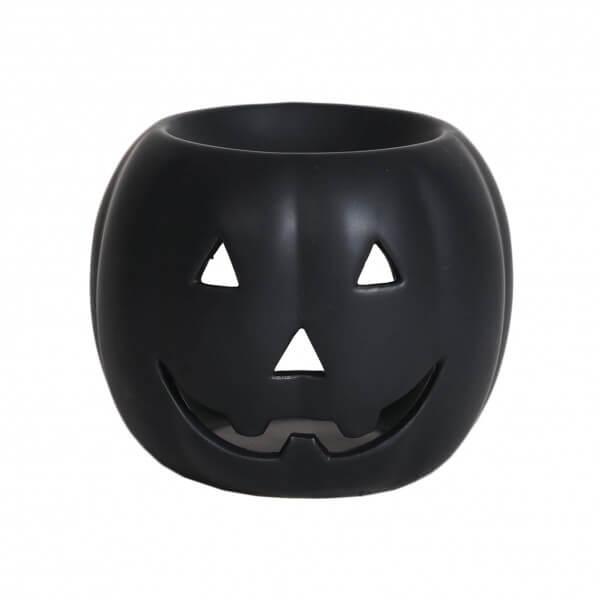 Duftlampe Pumpkin black 8cm