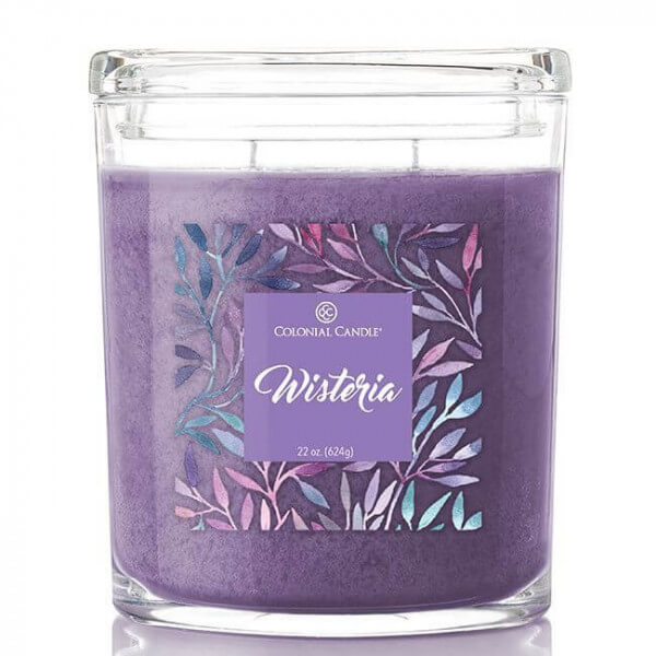 Colonial Candle - Wisteria 623g
