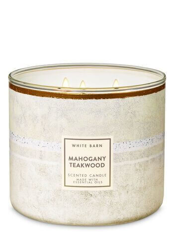 Bath And Body Works Mahogany Teakwood 411g