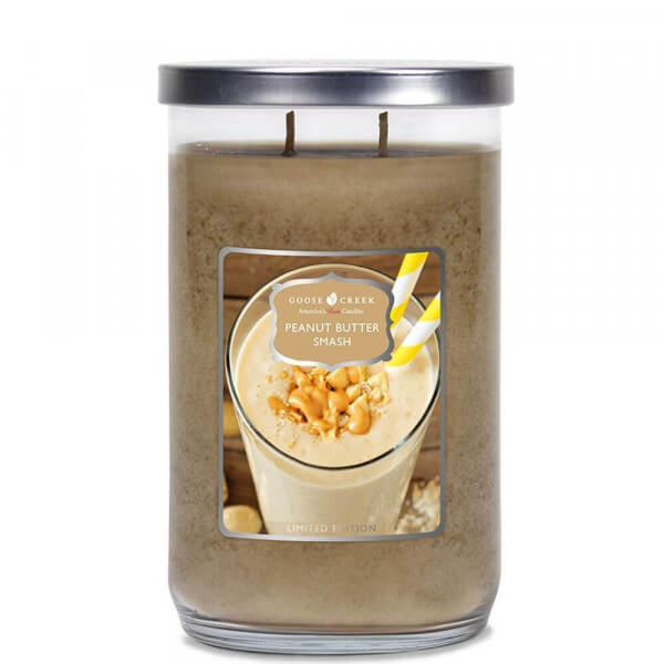 Goose Creek Candle - Peanut Butter Snash 566g