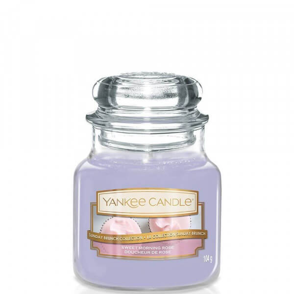 Sweet Morning Rose 104g von Yankee Candle
