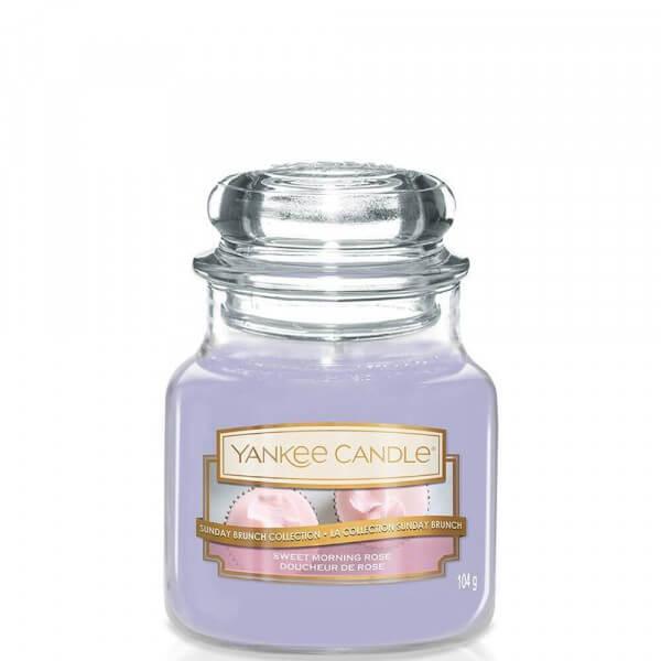 Sweet Morning Rose 104g von Yankee Candle