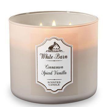 Cinnamon Spiced Vanilla (White Barn) 411g
