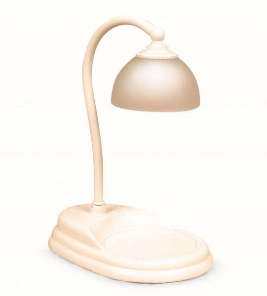 Candle Warmers Aurora Lampe Kerzenwärmer weiß