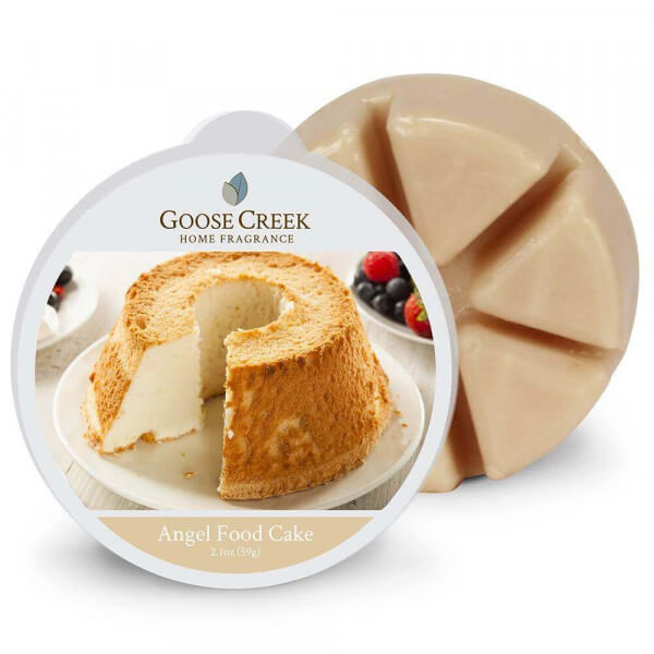 Angel Food Cake 59g von Goose Creek Candle