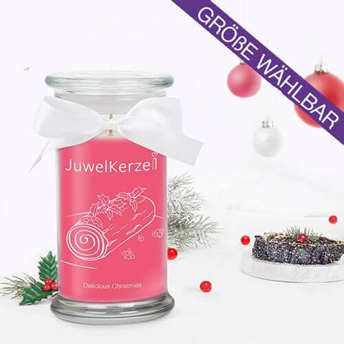 Delicious Christmas (Ring) 380g von JuwelKerze online bestellen