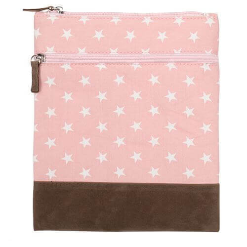 Canvas Crossbag 032 (Rose Stars)