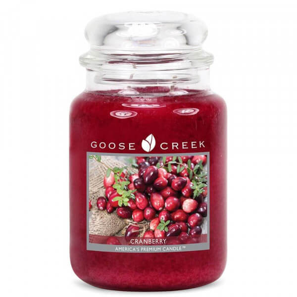 Goose Creek Candle Cranberry 680g