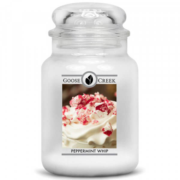 Peppermint Whip 680g von Goose Creek Candle