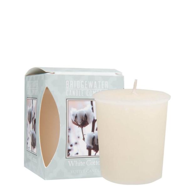 White Cotton 56g - Bridgewater Candle