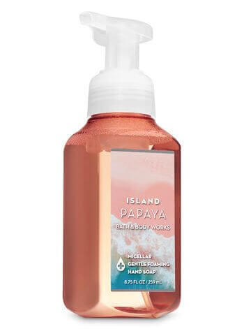 Island Papaya 259ml Handseife