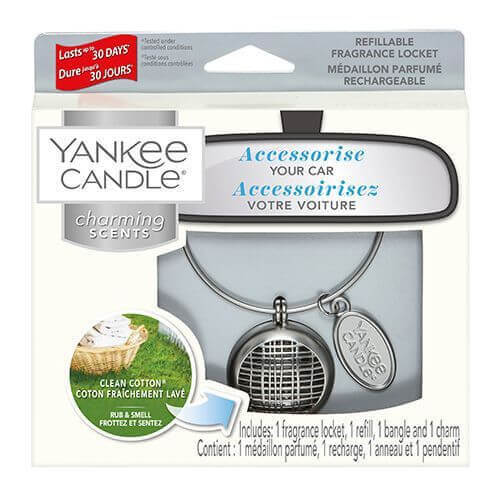 Yankee Candle - Clean Cotton Linear 4-teiliges Starter-Set