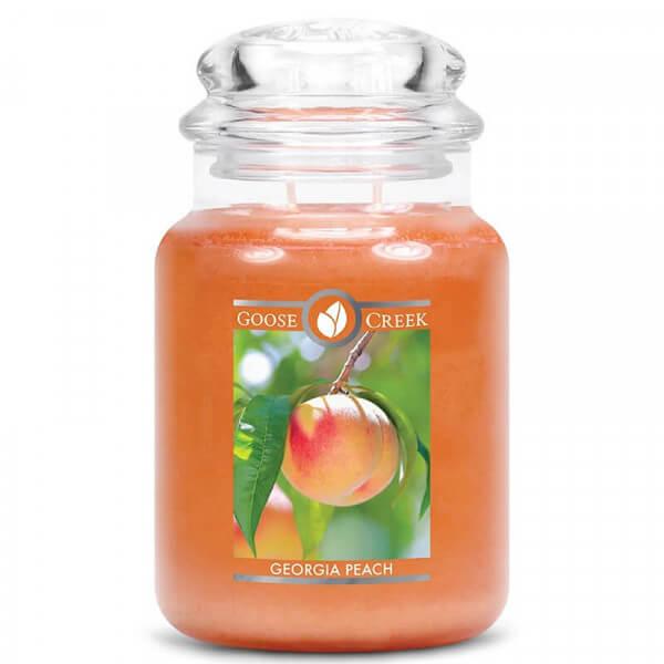 Georgia Peach 680g von Goose Creek Candle online bestellen